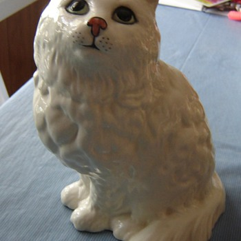 Beswick Cat - Pottery