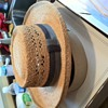 Stetson 59 Florenting straw hat...made in Italy?