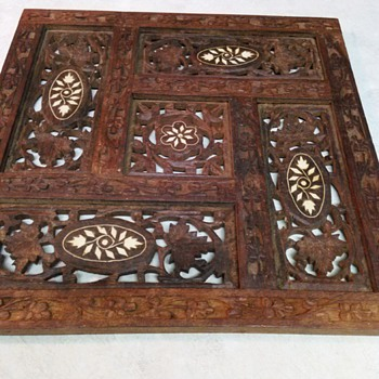 WOOD PANEL - Furniture