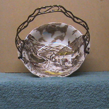 Quite day bowl  - China and Dinnerware
