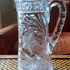 Gorgeous Lead Crystal Pitcher