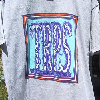 TRPS t-shirt by Lee Conklin