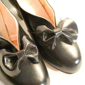 Vintage Bonnie Rest Boudoir Shoe - Shoes