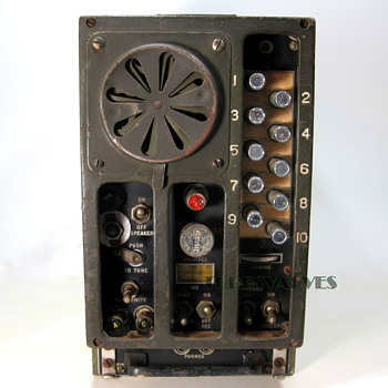 BC-683-B US ARMY Tank Radio Receiver WW2