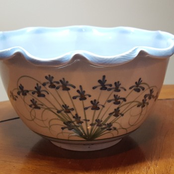 Bowl from Jensen Turnage Pottery
