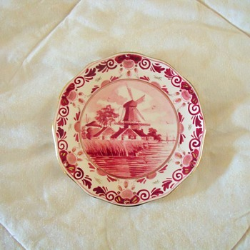 Regina Delfts Rood  - China and Dinnerware