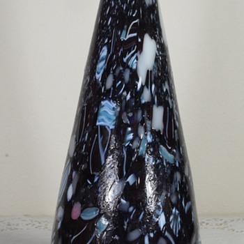 Confetti Vase - Art Glass
