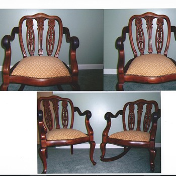 granma's  chairs - Furniture