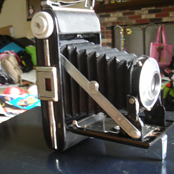 Ansco Viking Readyset camera - Cameras