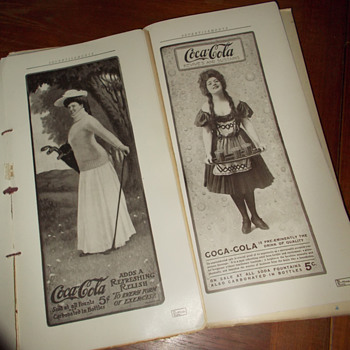1906 Coca-Cola magazine ads