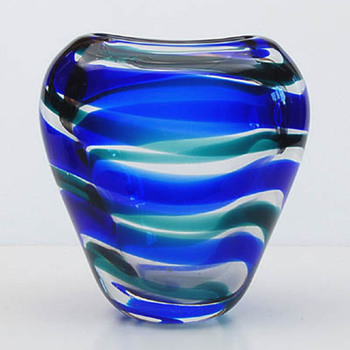 ''Slingervazen'' by Floris Meydam for Leerdam - Art Glass
