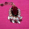 Bargain Find: Vintage Necklace with Rhinestones