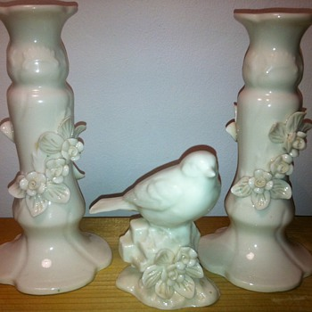 Fabulous Vintage Porcelain Find?