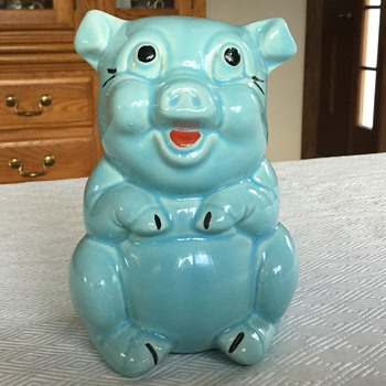 Piggy bank - Coin Operated