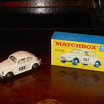 Matchbox #15 Volkswagen 1500