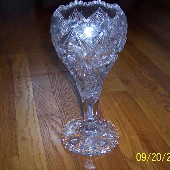Mothers Vase - Glassware