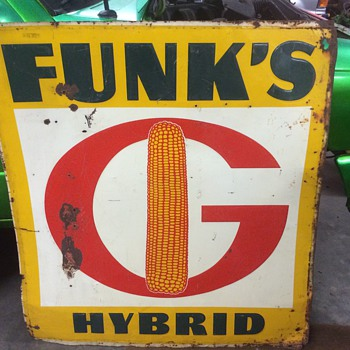 Funk Hybrid sign - Signs
