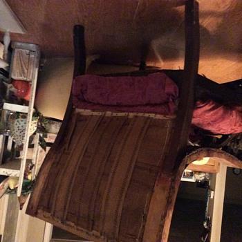 Gregorian chair?