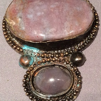 Antique pendant - Fine Jewelry
