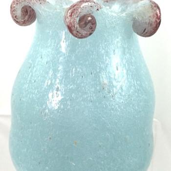 BERANEK PULEGOSO VASE, 4582 - Art Glass