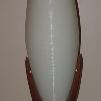 Heifetz rotoflex lamp