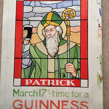Happy St patrick day - with a guinness twist! - Advertising