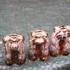 My cloisonne monkey's