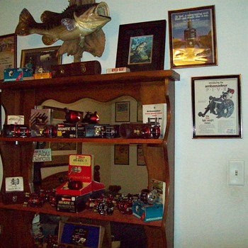My little collection - Fishing