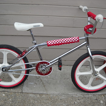 Boss 80's BMX, Time Capsul! - Outdoor Sports