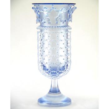 A Jory diatreta cage cup