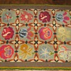 Wool latch-hook rug 1930&#039;s?
