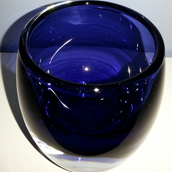 Votive cup - Art Glass