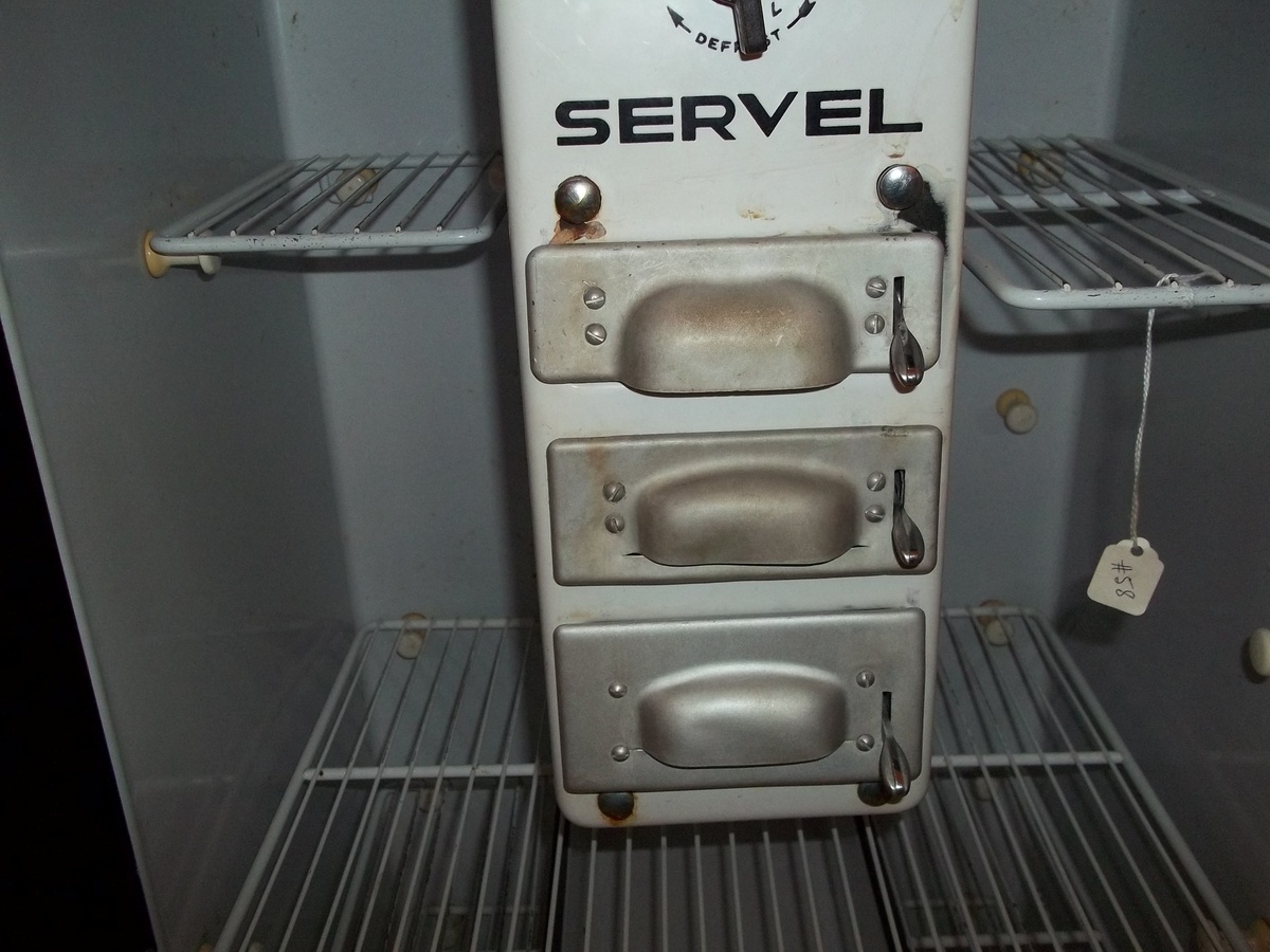 Servel Gas Refrigerator Collectors Weekly