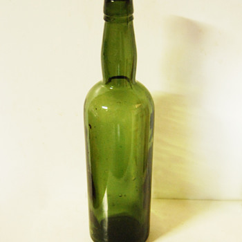 An Old Mystery Bottle - Bottles