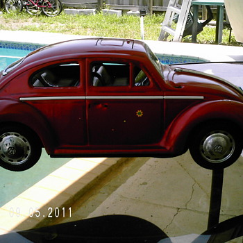 My 1960's childhood Volkswagon
