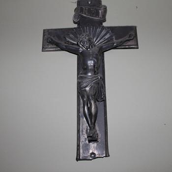 Old crucifix