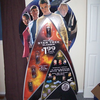 trekkie display - Movies