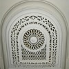 Victorian Cast Iron Fireplace Summer Screen