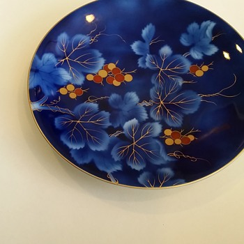 decorate plate oriental