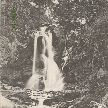 VALLEY OF DESOLATION - BOLTON c 1900 - Postcards