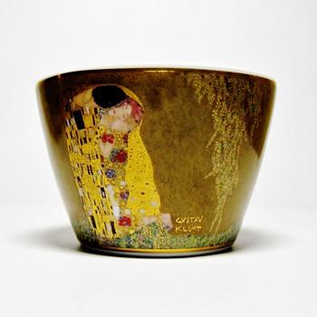 GUSTAV KLIMT  1862-1918 - Art Pottery