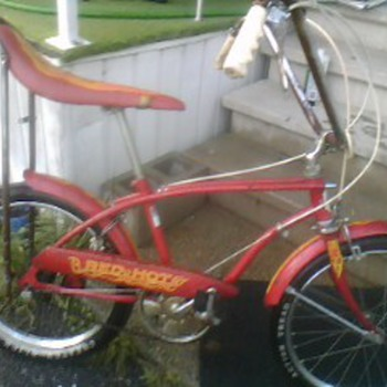 Huffy Red Hot Boys Bike