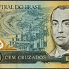 Brazil - (100) Cruzados Bank Note