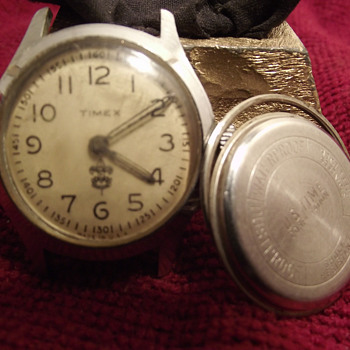 Late 1940's Boy Scout Wristwatch - Wristwatches