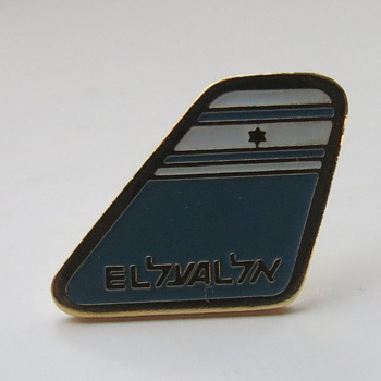 EL AL crew badges