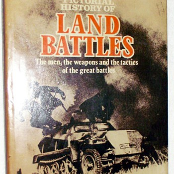 1974-famous land battles-part 1-207bc to world war 2. - Military and Wartime