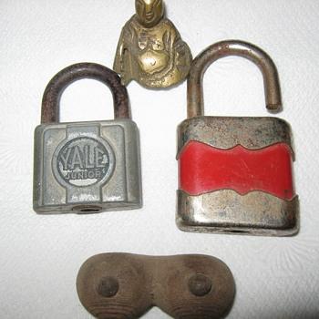 Old locks... - Tools and Hardware