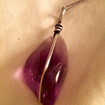 Great grannies amethyst  - Fine Jewelry