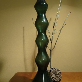 WAYNE HUSTED FOR BLENKO  -  USA  - Art Glass