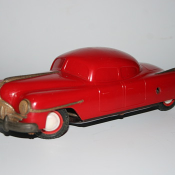 Belco pneu wind up toy - Model Cars